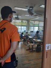 향남119와 함께하는 합동소방훈련